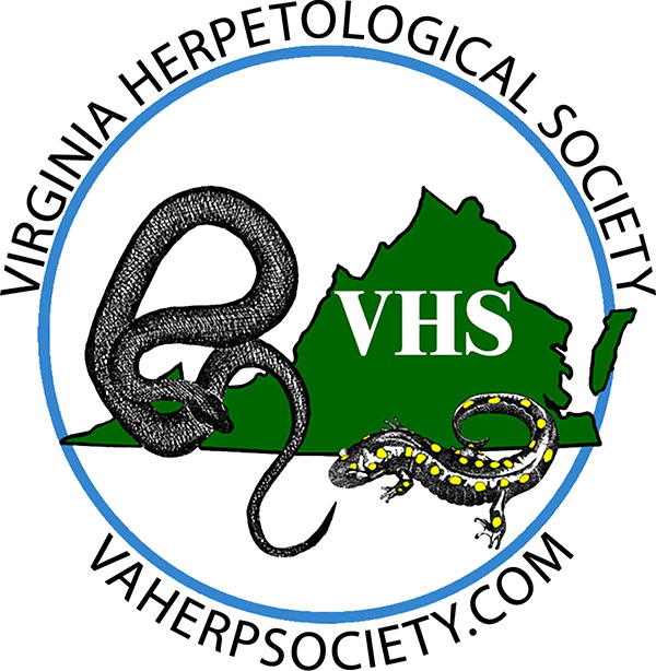 virginia herpetological society Rat Snake vhs logo